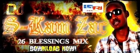 26 Blessings - Dj S-kam Zac