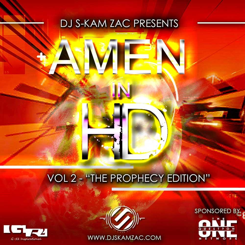 AMEN IN HD 2w - Dj S-kam Zac