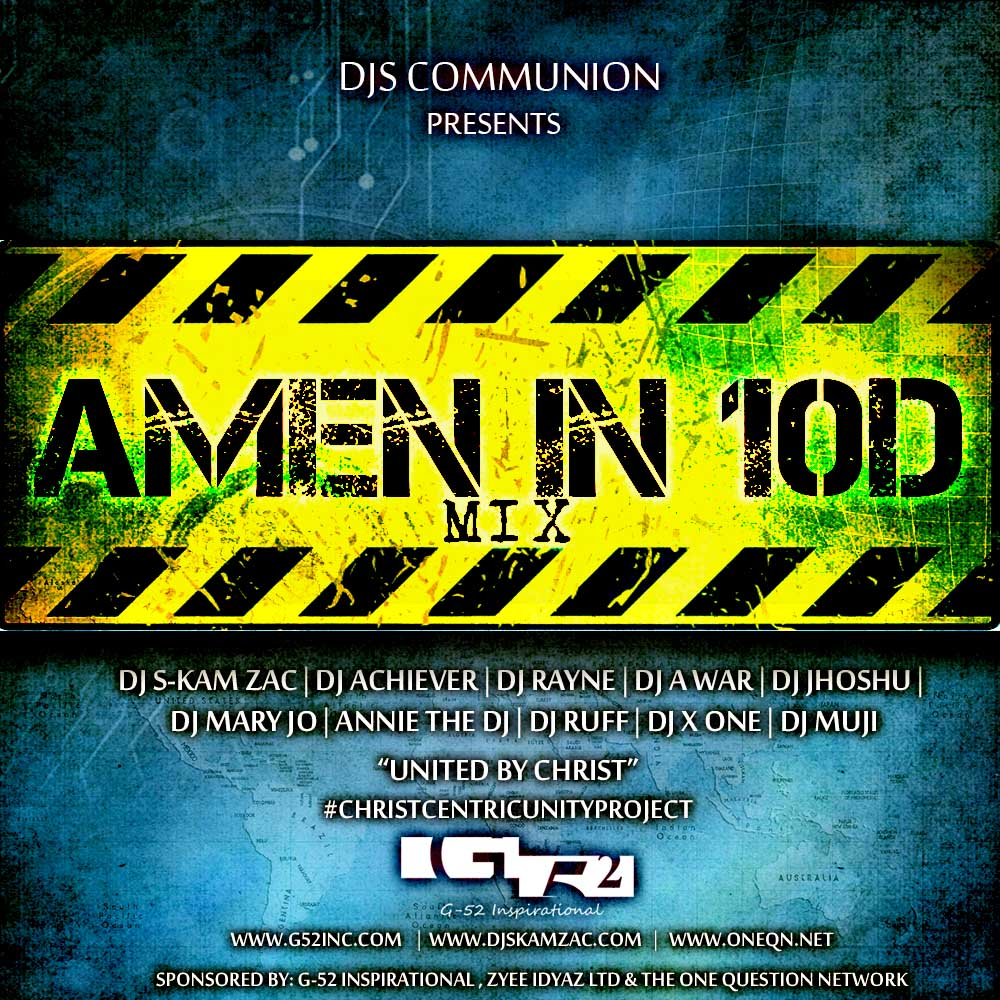 Amen in 10D 2 - Dj S-kam Zac