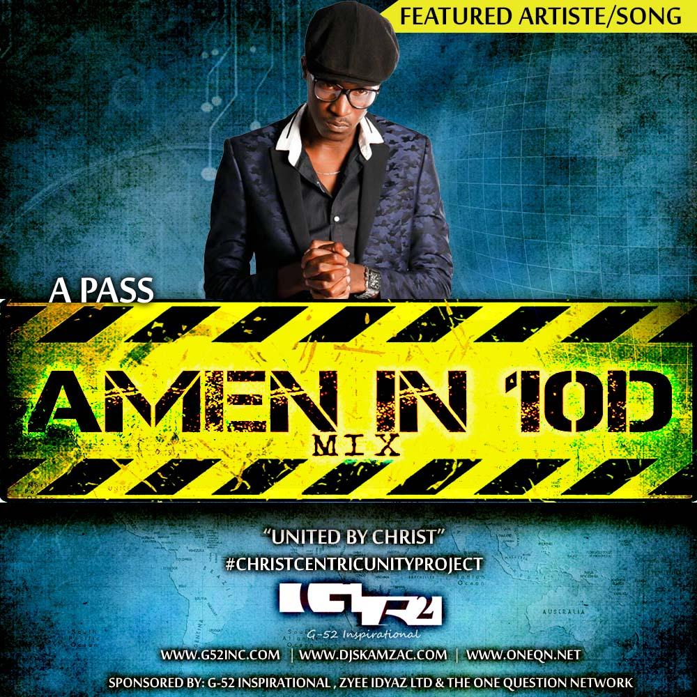 Amen in 10D -A PASS