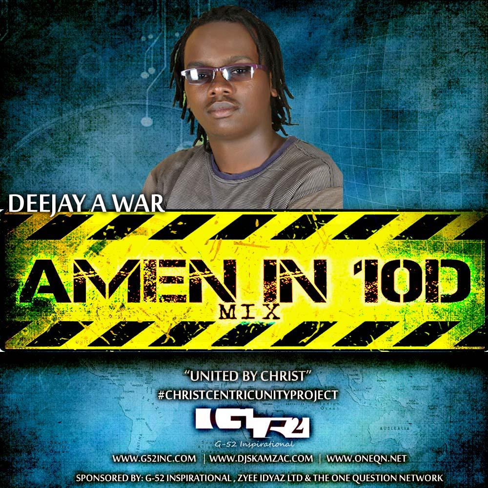 Amen in 10D -AWAR