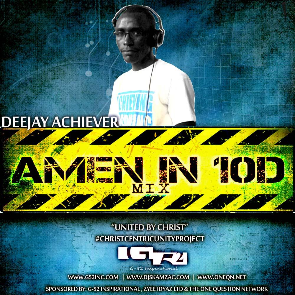 Amen in 10D -Achiever