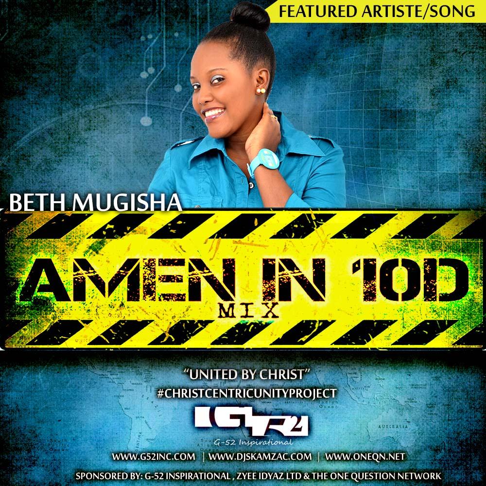 Amen in 10D -Beth Mugisha