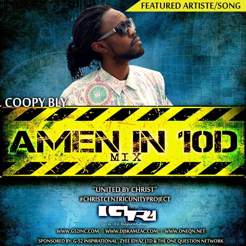 Amen in 10D -Coopy Bly