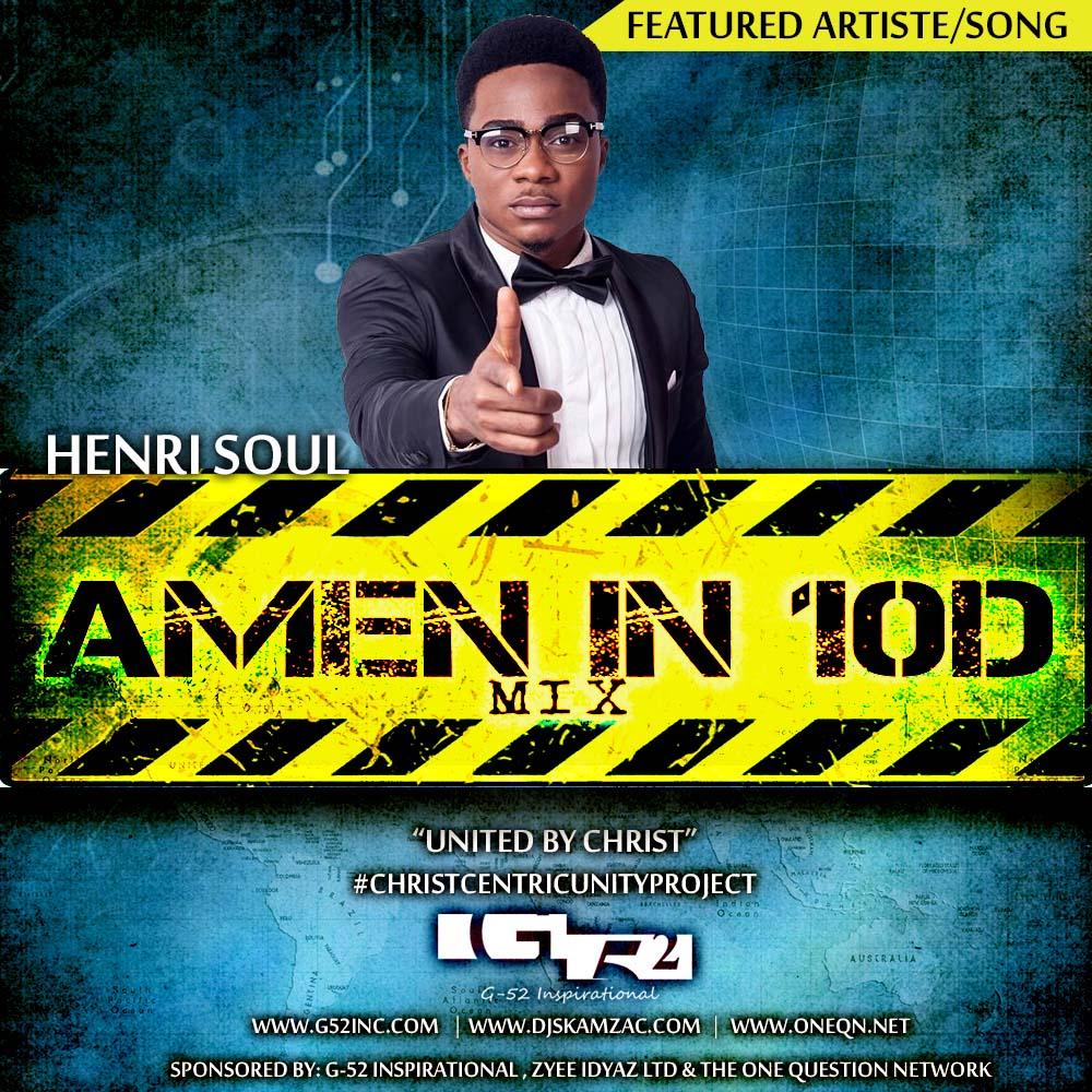Amen in 10D -Henri Soul
