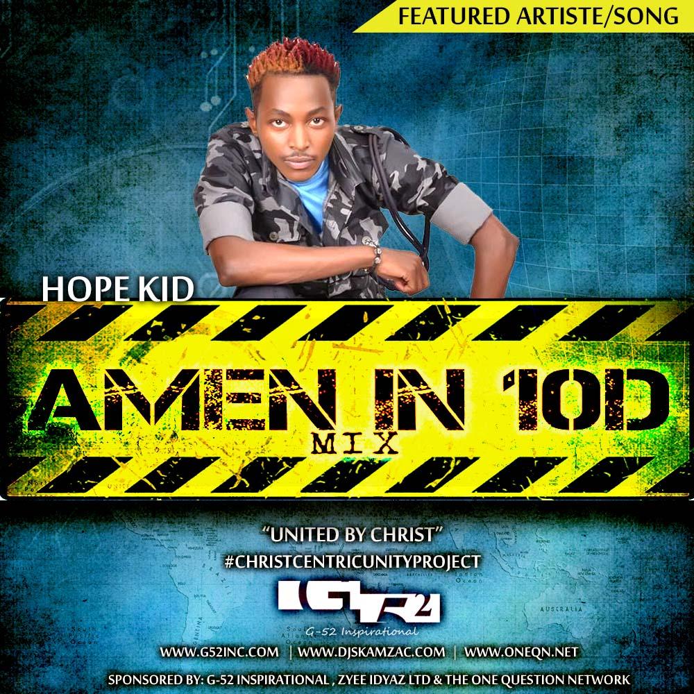 Amen in 10D -Hope Kid