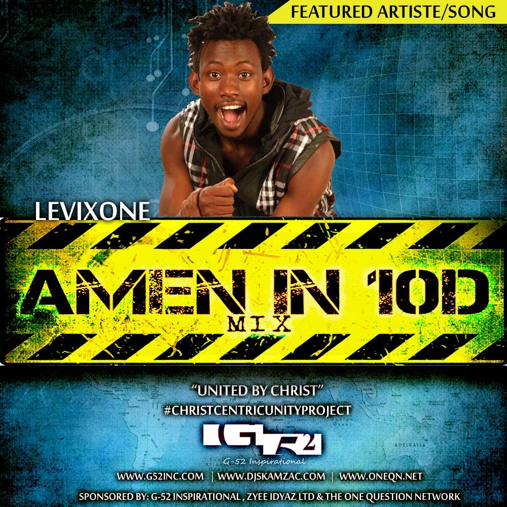 Amen in 10D -Levixone