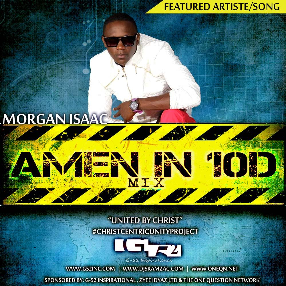 Amen in 10D -Morgan