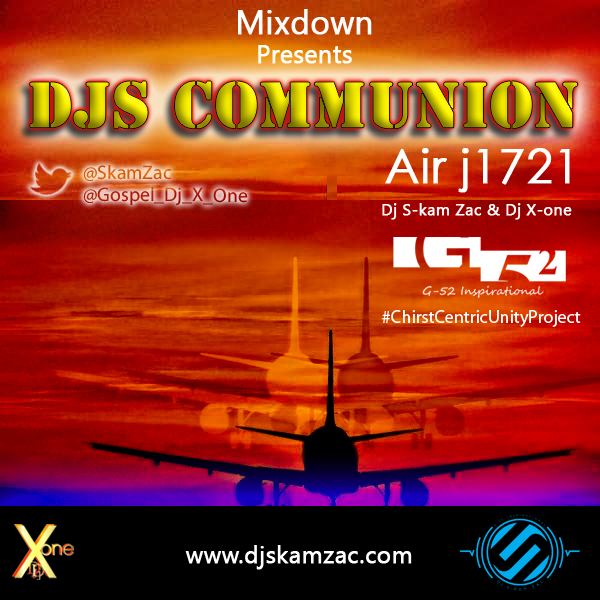 Djs Communion J1721 - Dj S-kam Zac