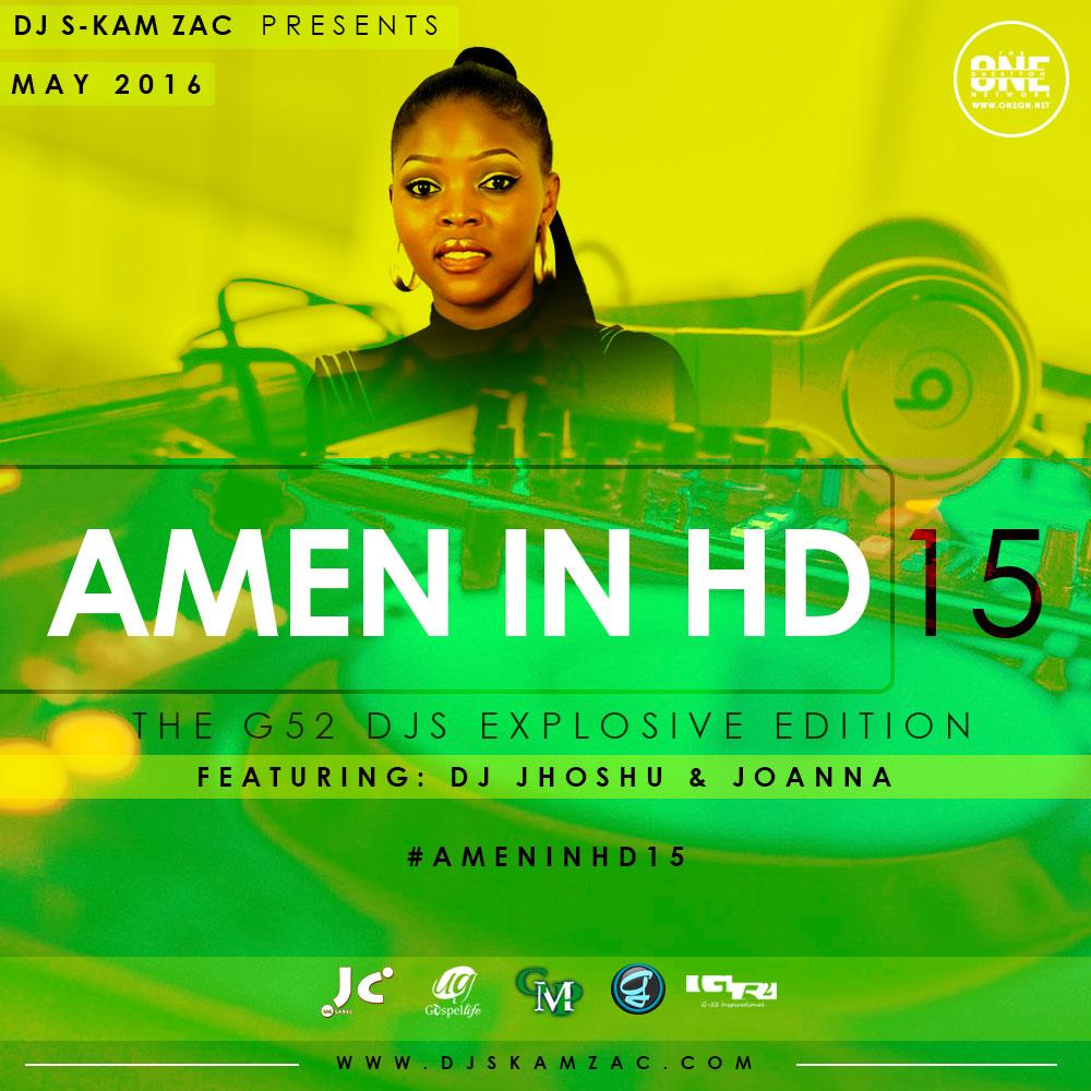 Amen in HD 15