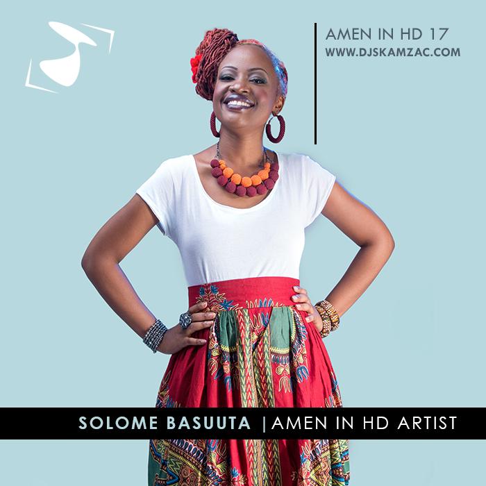 SOLOME BASUUTA - AMEN IN HD ARTIST