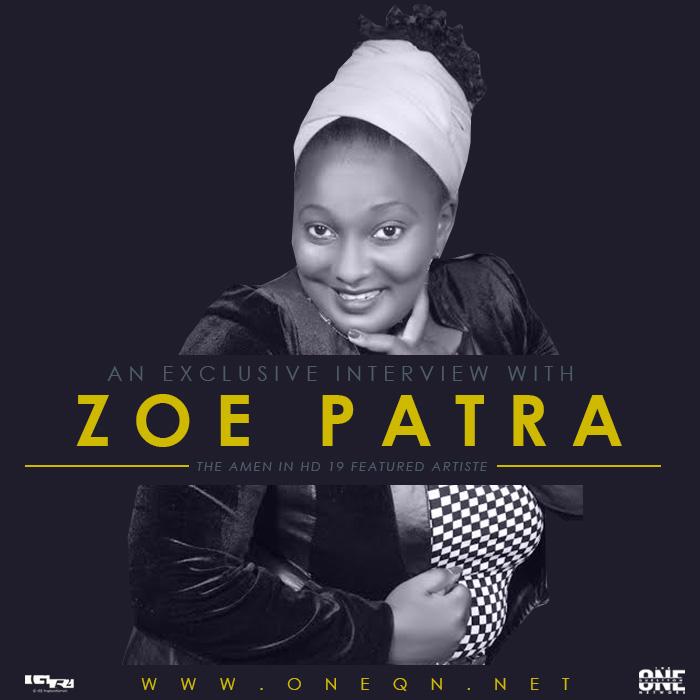 ZOE PATRA INTERVIEW