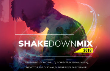 Shakedown Mix 2018-Official Artwork