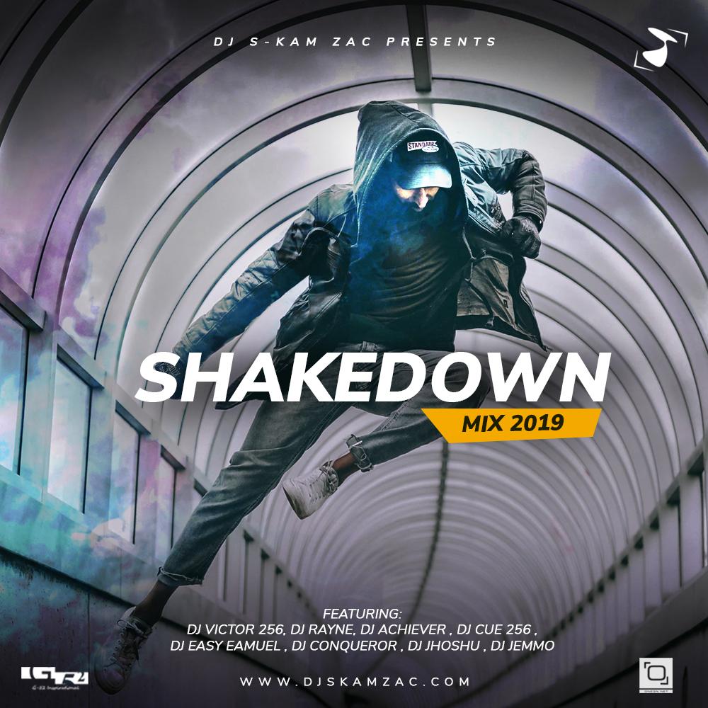 ShakedownMix 2019 - Dj S-kam Zac
