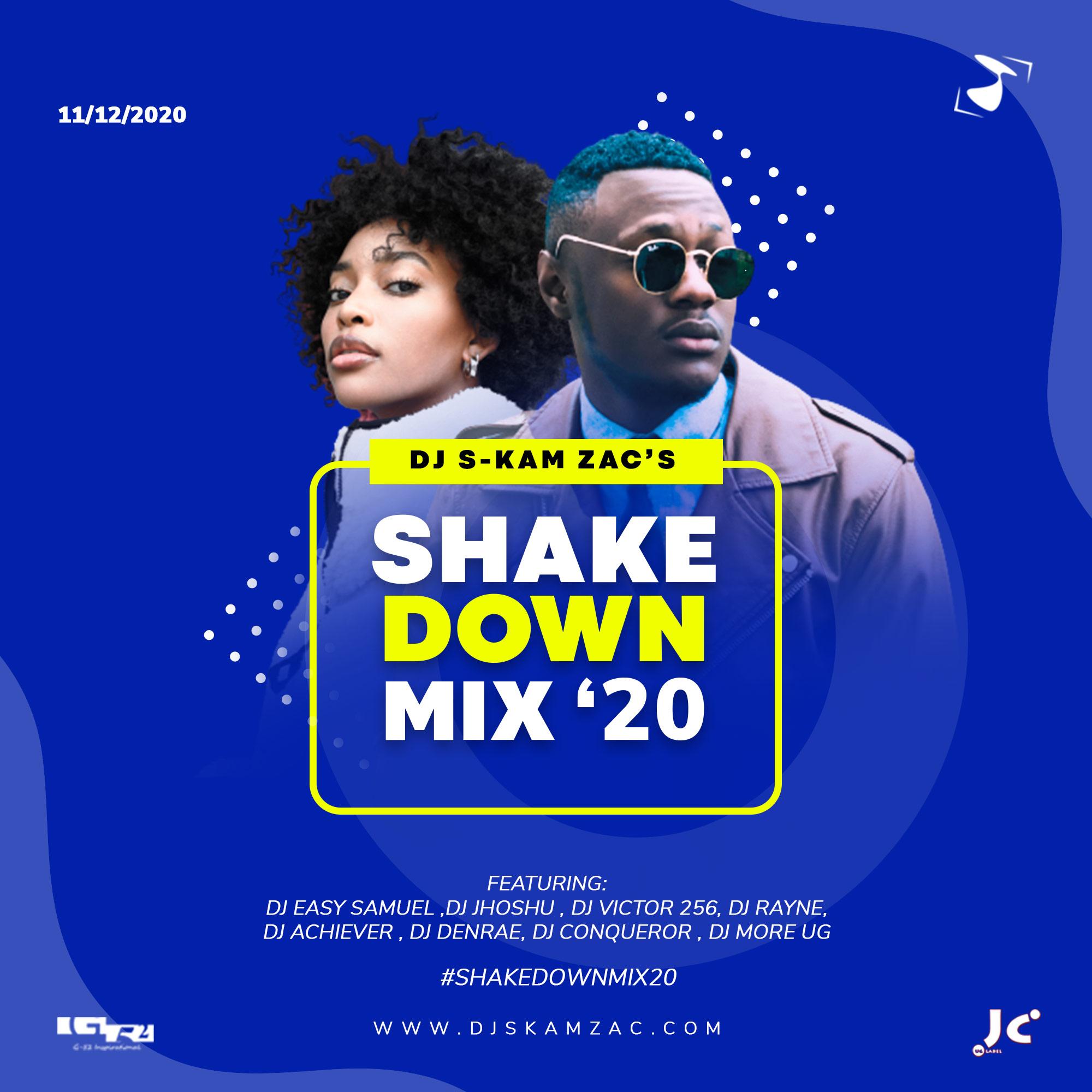 ShakeDownMix 2020